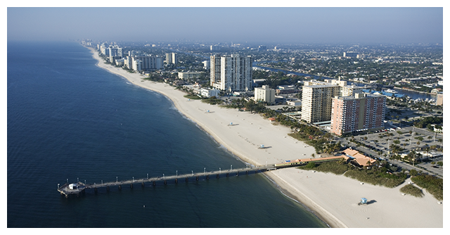 Pompano beach waterfront properties bettyspecial for Miami fishing piers